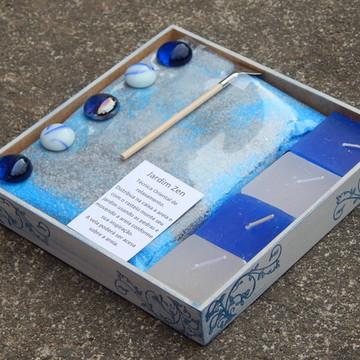 Jardim Zen P Azul