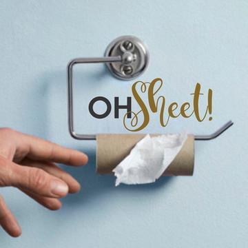 Adesivo Oh Sheet A0123