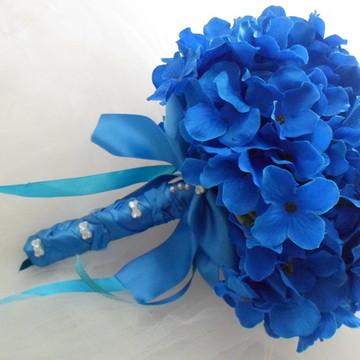 Buque azul royal
