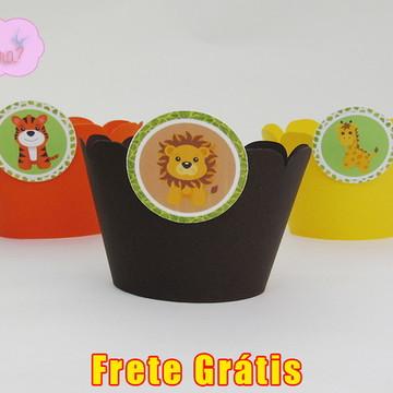 Forma para Cupcake Selva