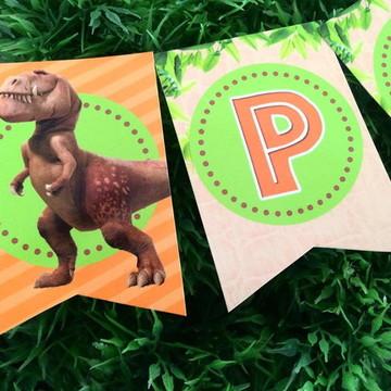Varalzinho O bom Dinossauro