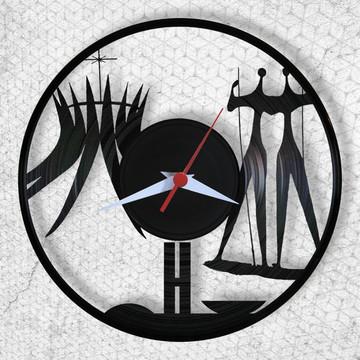 Brasília - Relógio de Parede