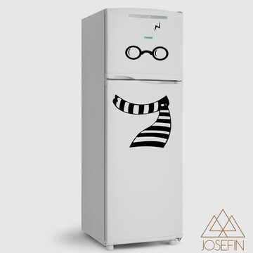 Adesivo HP Fridge A0163