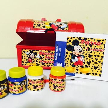 Kit Pintura Mickey