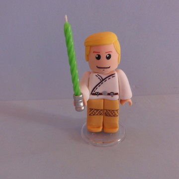 Vela Luke Skywalker
