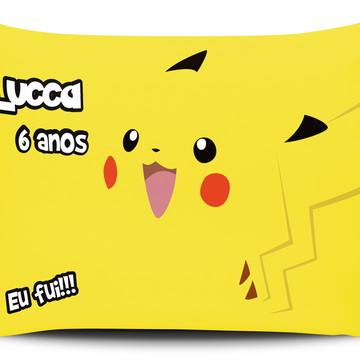 Almofada Personalizada Pokemon 20x30cm