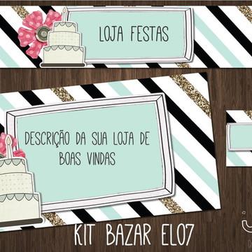 kit Elo7 festa