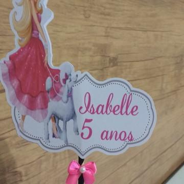 Cachepo barbie