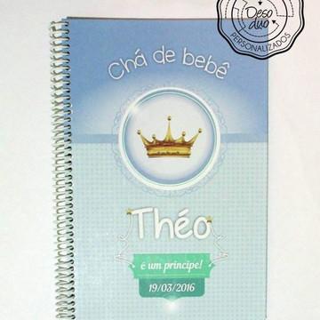 Caderno de Recados Personalizado