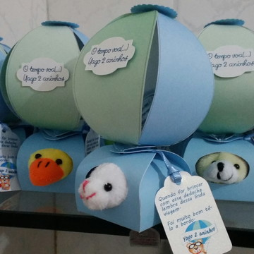 lembrança personalizada balões