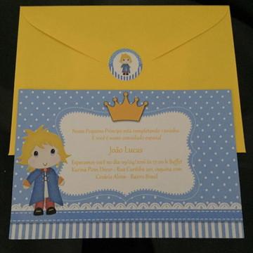 Convite pequeno principe