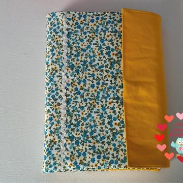 Capa para Livro de tecido - Mostruário