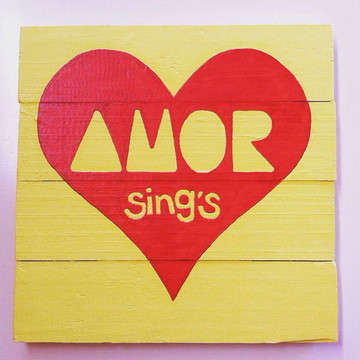 painel amor sings