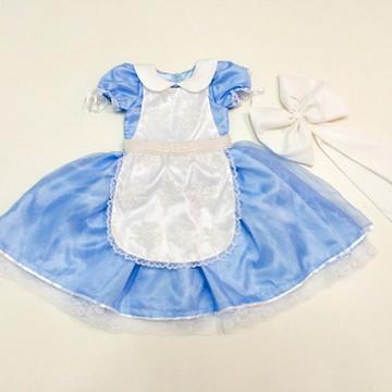 Vestido Alice no País das Maravilhas - A