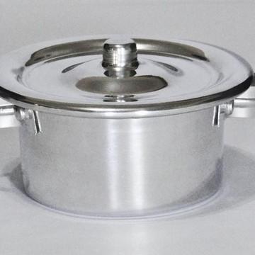 Caçarolinha de aluminio