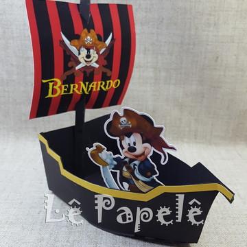 *Barco Mickey Pirata