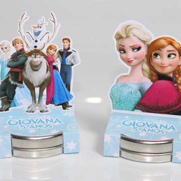 Porta Latinha Mint To Be - Frozen