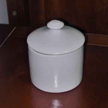 Pote Kit Higiene Bebe Porcelana Algodao