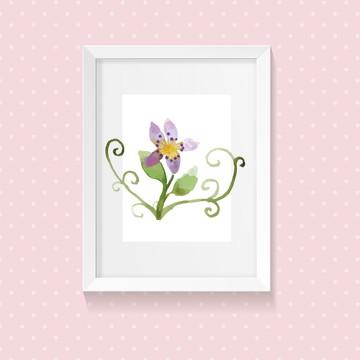 Flor das fadas