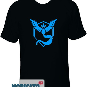 Camiseta adulto Team Mystic