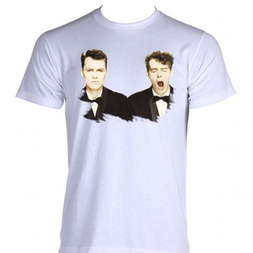 Camiseta Pet Shop Boys 02
