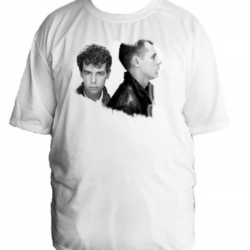 Camiseta Pet Shop Boys tam. especial 03
