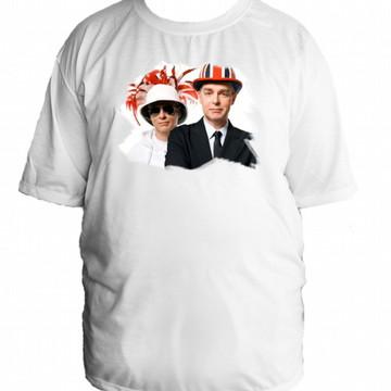 Camiseta Pet Shop Boys tam. especial 04