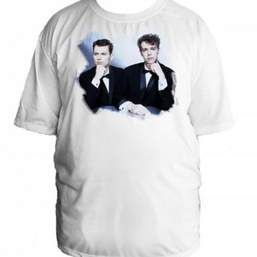 Camiseta Pet Shop Boys tam. especial 05