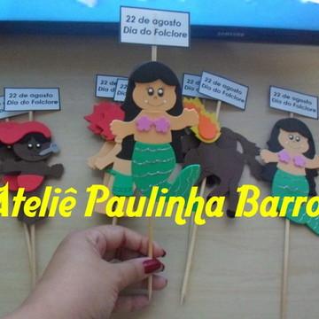 Palitoche Dia do Folclore