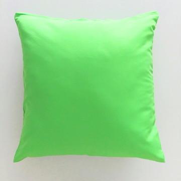 Capa de Almofada Color Verde Fluorescente