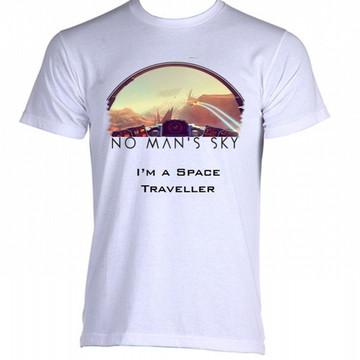 Camiseta No Man's Sky 01