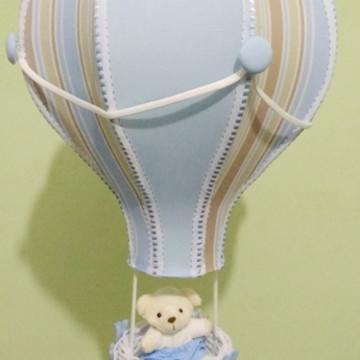 Lustre balão pendente personalizado Arthur