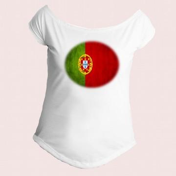 Camiiseta Portugal gola canoa 01