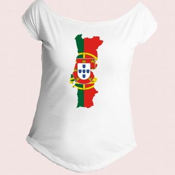 Camiiseta Portugal gola canoa 03