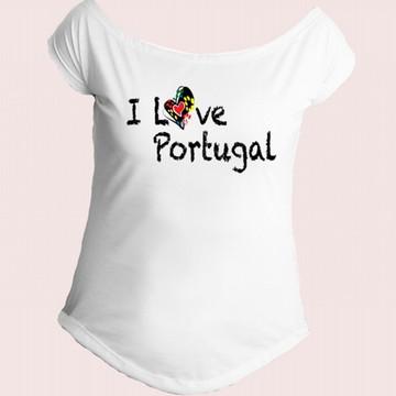 Camiiseta Portugal gola canoa 05
