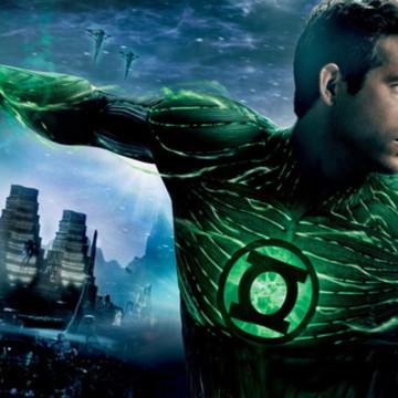 Painel de Festa Lanterna Verde 4