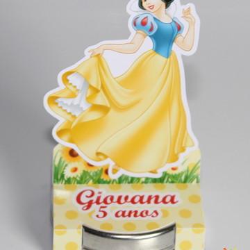 Porta Latinha Mint To Be Branca de Neve