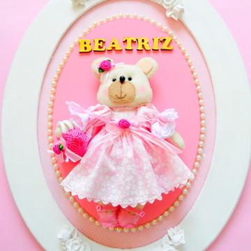 Porta maternidade/decoração quarto bebê