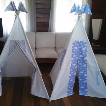Cabana de tecido - Teepee