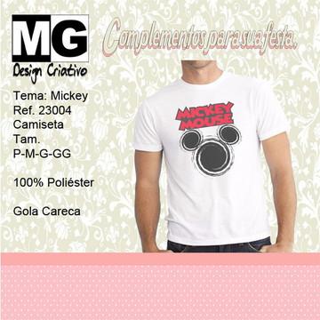 Ref.23004 - Camiseta Mickey