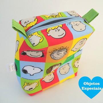 Necessaire Infantil (Banho/Shampoo) - Snoopy