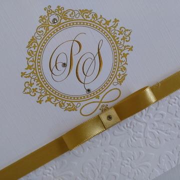 Convite de casamento - Fashions