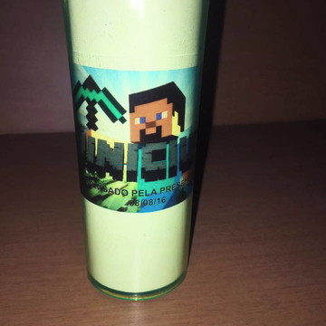 Copo Long Drink Minicraft