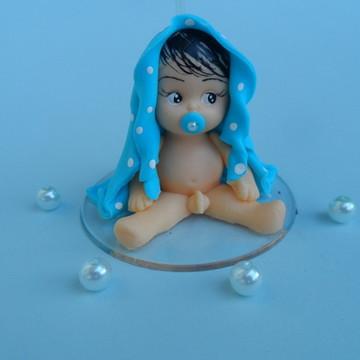 Lembrancinha bebê peladinho