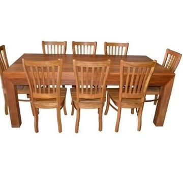 Jogo Mesa de Jantar c\8 Cadeiras cód:301