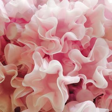 50 Forminhas rosa bebê