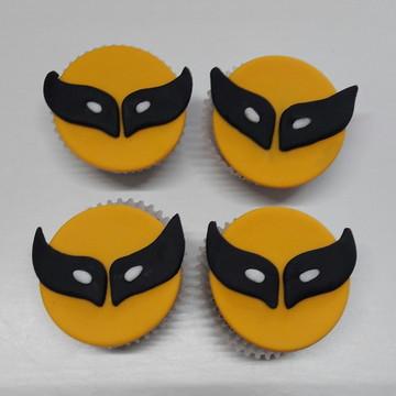 Mini cupcake Wolverine