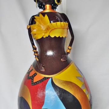 Africanas na cabaça GRANDE