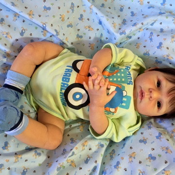 Bebê reborn Enzo 2016. ADOTADO!!