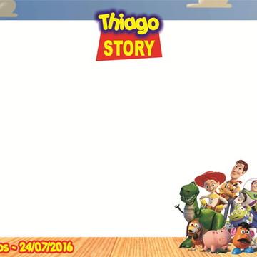 Quadro Mágico Toy Story + BRINDE